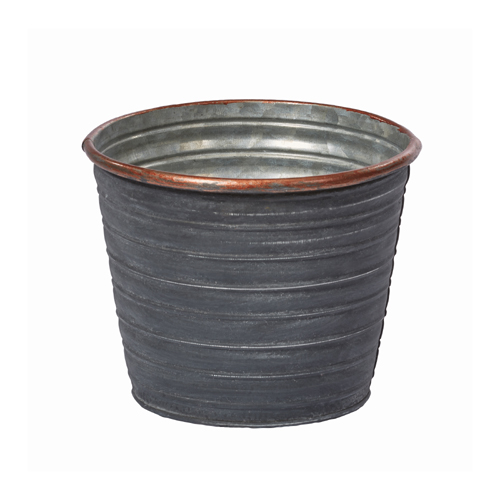 Pail Bucket Metal Flower Centerpiece Wedding Rental Event