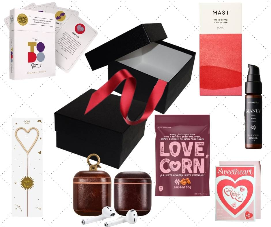 Gift Box Luxury Curated Husband Boyfriend