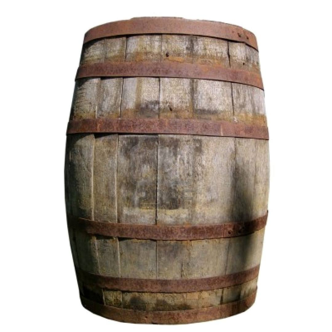 event decor rental wine cask wedding ceremony vintage